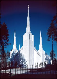 The Portland, Oregon Temple - Very special place! one of the best places in the world!!
