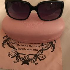 615e2924cbb7 Juicy Couture Sunglasses. Juicy Couture Sunglasses. Purchased from Nordstrom  few years back. They