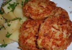Kapustové řízky (karbanátky) se sýrem Mashed Potatoes, Cauliflower, French Toast, Low Carb, Pizza, Chicken, Meat, Baking, Vegetables