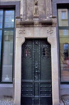 Berlin, Germany #door