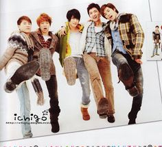 Kitty~♥ 東方神起 is ♥: DBSK - Collection 5 - Pinky Magazine Part 1
