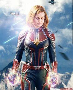 Credit @algraviton #marvel#captainmarvel