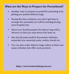 During the time of labour, you don't get time to arrange the essentials you will be needing during your hospital stay, Our company delivers excellent hospital bags providing comfort, convenience and caring for women preparing for childbirth Labor Bag, Maternity Sleepwear, Delivery Bag, Hospital Bag, Essentials, Parenting, Bags, Women, Handbags