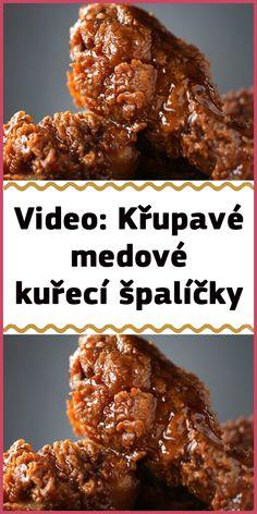 Video: Křupavé medové kuřecí špalíčky Kfc, Meat, Cooking, Water, Kitchen, Brewing, Cuisine, Cook