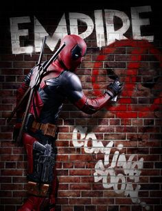 """Deadpool's Days of Deadpool"""" strikes again with a poster of Deadpool tagging a wall and a full Deadpool Christmas list. Deadpool tags the . Deadpool 2016, Deadpool Mask, Deadpool Cosplay, Deadpool Funny, Deadpool Movie, Dead Pool, Marvel Heroes, Marvel Dc, Deadpool Images"""