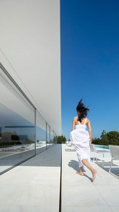 Casa Hofmann | Hofmann house | Fran Silvestre Arquitectos Small Space Living, Small Spaces, Minimalism, Boutique, Architecture, Building, Modern, Photography, House