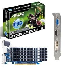 GeForce GT520 VGA card by Asus. $52.31. GeForce GT520 VGA cardASUS/NVIDIA GeForce GT 520. PCI Express 2.0. GDDR3 1GB. Engine Clock 810 MHz. Shader Clock1620 MHz. 1.2 GHz ( 600 MHz DDR3.) RAMDC 400 MHz. Memory Interace 64-bit. D-Sub Max Resolution : 2048x1536 DVI Max Resolution : 2560x1600. D-Sub Output : Yes x 1. DVI Output : Yes x 1 (DVI-I) HDMI. Output : Yes x 1 . HDCP Support : Yes***This item is expected to deliver in 4-10 business days. Tracking information i...