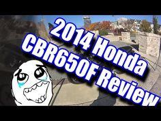2014 CBR650F Bike Ride & Review