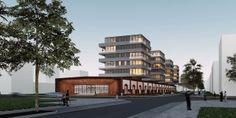 Architekturvisualisierung Nachtansicht http://www.link3d.de
