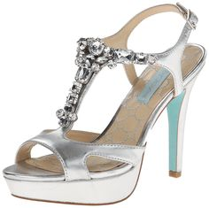 Blue by Betsey Johnson Women's SB-Luxe Dress Pump ^^ Can't believe it's available, see it now : Platform sandals