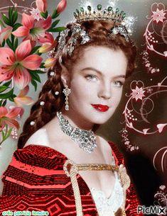 Romy Schneider, Sarah Biasini, Empress Sissi, Sara Montiel, Paddy Kelly, Actrices Hollywood, Elisabeth, Victorian Women, Princess Diana