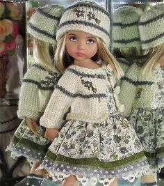 DRESS-SWEATER-HAT-BOOTS-SET-MADE-FOR-EFFNER-LITTLE-DARLING-SIMILAR-SIZE-13-DOLL. Ends 8/17/14. Sold for $98.00.