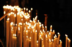 Photo about Church prayer candles in a Catholic church. Image of christianity, catholic, silence - 41039896 Palermo, Prayer For Church, Expensive Candles, Church Candles, Candle Maker, Beeswax Candles, Scented Candles, Church Interior, Candlemaking