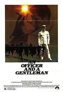 An Officer and a Gentleman (1982) Richard Gere, Debra Winger, Louis Gossett Jr., David Keith