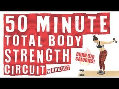 Full body workout no machine cardio at home workout 50 minute video Short Workouts, Tabata Workouts, Fit Board Workouts, Body Workouts, Daily Workouts, Dumbbell Workout, Leg And Ab Workout, Full Body Hiit Workout, Boxing Workout