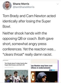 I mean, Cam Newton is a sexist pig, but. World Problems, Intersectional Feminism, Anti Racism, Pro Choice, Equal Rights, Faith In Humanity, Social Issues, Worlds Of Fun, Social Justice