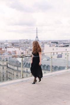 Parisian Portrait | By Marleen Serné