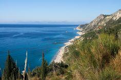 Lefkada island, Greece - Kalamitsi beach