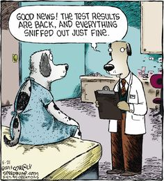 Sniffed out just fine...