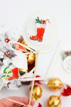 Weihnachtlicher Deko Topper - Advent Blog Hop Alexandra Renke von Janna Werner
