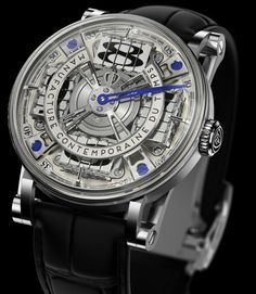 Designed to Impress: The MCT Sequential Two S210 Watch