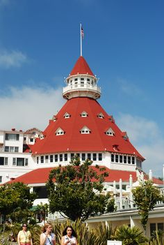 Hotel Del Coronado.. I spent an AMAZING 5 days there with the love of my life...