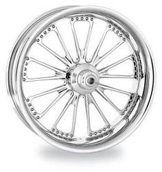 Harley Davidson project wheel Custom RSD Billet Domino Chrome wheel Trike 35%off | eBay