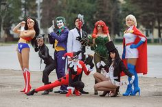 DC Band by *Rei-Doll on deviantART