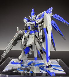 GUNDAM GUY: RX-93-v2 Hi Nu Gundam Extra-Fit Evolve 5 - Painted Build