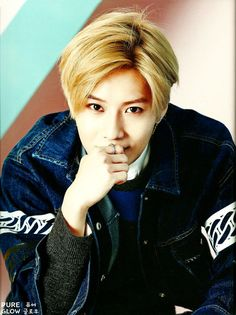 #ODD Teaser Pictures! #TaeMin #Minnie is back to blonde! ♥ ASHGLK!