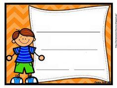 Δραστηριότητες, παιδαγωγικό και εποπτικό υλικό για το Νηπιαγωγείο & το Δημοτικό: Βραβειάκια για τρομερά Νηπιάκια (για το τέλος της σχολικής χρονιάς) - μέρος δεύτερο Classroom Management, Special Education, Graduation, Teacher, Activities, School, Blog, Kids, Autumn