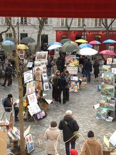 Montmartre - Clignancourt - Paris, Île-de-France