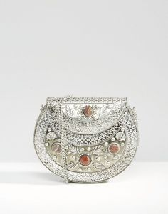 ASOS - Park Lane Hand Etched Metal Bag ------------------- 37.33€