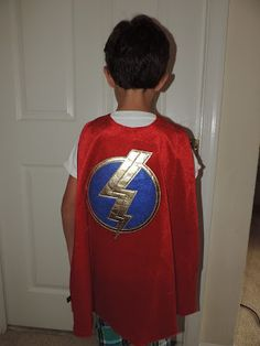 "@Mail4Rosey: Superhero Cape with #Giveaway ""If your kids are anything like ours, they like to dress up year round. These are great for that, but they'd also be great to incorporate into a Halloween costume!! These capes are made of quality crushed stretch velvet and they are fully lined. They have an easy on/off closure AND they're machine washable. Yes, I did say machine washable (sigh a happy sigh with me, that's a feature parents always love)."""