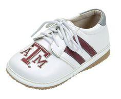 Texas Aggie Boy Shoes