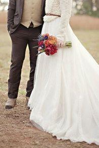 Утепляем невесту!