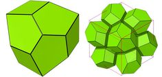 (Box Vox) Ruggero Gabbrielli's space-filling polyhedron with 13