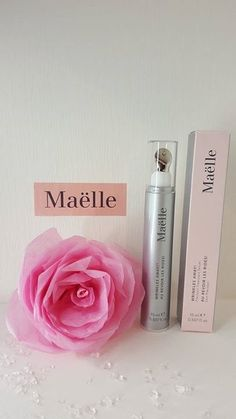 Wrinkles Away anti aging serum from Maëlle works instantly #maelle  Www.maellebeauty.com/store/yolandabass