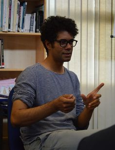 """The Richard Ayoade film workshop was an incredible experience for both students and staff. The Old Birkfeldian opened the students' eyes to the life of a film director and inspired in them the. Saint Joseph College, St Joseph, Film Workshop, Matt Berry, Julian Barratt, Richard Ayoade, It Crowd, Douglas Adams, Terry Pratchett"