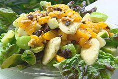 Fruit Salad with Honey Dressing Recipe : Paula Deen : Food Network Honey Dressing, Dressing For Fruit Salad, Fresh Fruit Salad, Fruit Salad Recipes, Fruit Salads, Paula Deen, Food Network Recipes, Cooking Recipes, Healthy Recipes