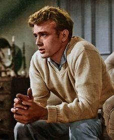 East of Eden (1955) directed by Elia Kazan, starring James Dean, Julie Harris and Raymond Massey. Novel written by John Steinbeck.
