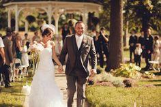 Swan Lake Resort Gazebo Wedding