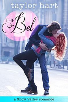 The Bet (A Snow Valley Novella) by Taylor Hart. Contemporary Romance. New LDS Fiction