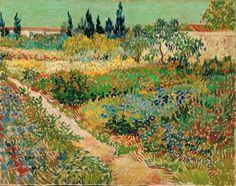 Van-Gogh_Garden-with-Path_Gemeentemuseum