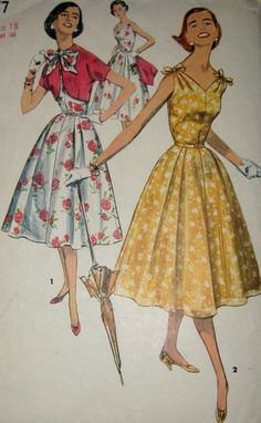 simplicity 1657....I was so born in the wrong era!