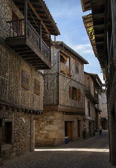 San Martín del Castañar - Salamanca, España