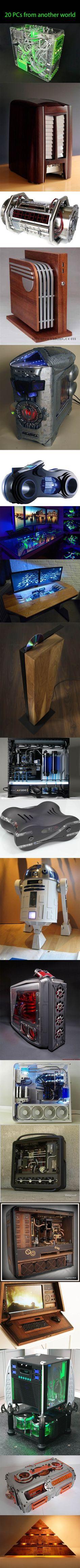 Cool Pimped PCs