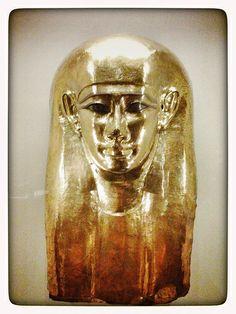 Máscara funerária (Museu Gulbenkian)