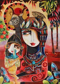 Galerie Terre d'Amour Laure Ketfa