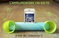D.I.Y. Ipod amp on Quandofuoripiove